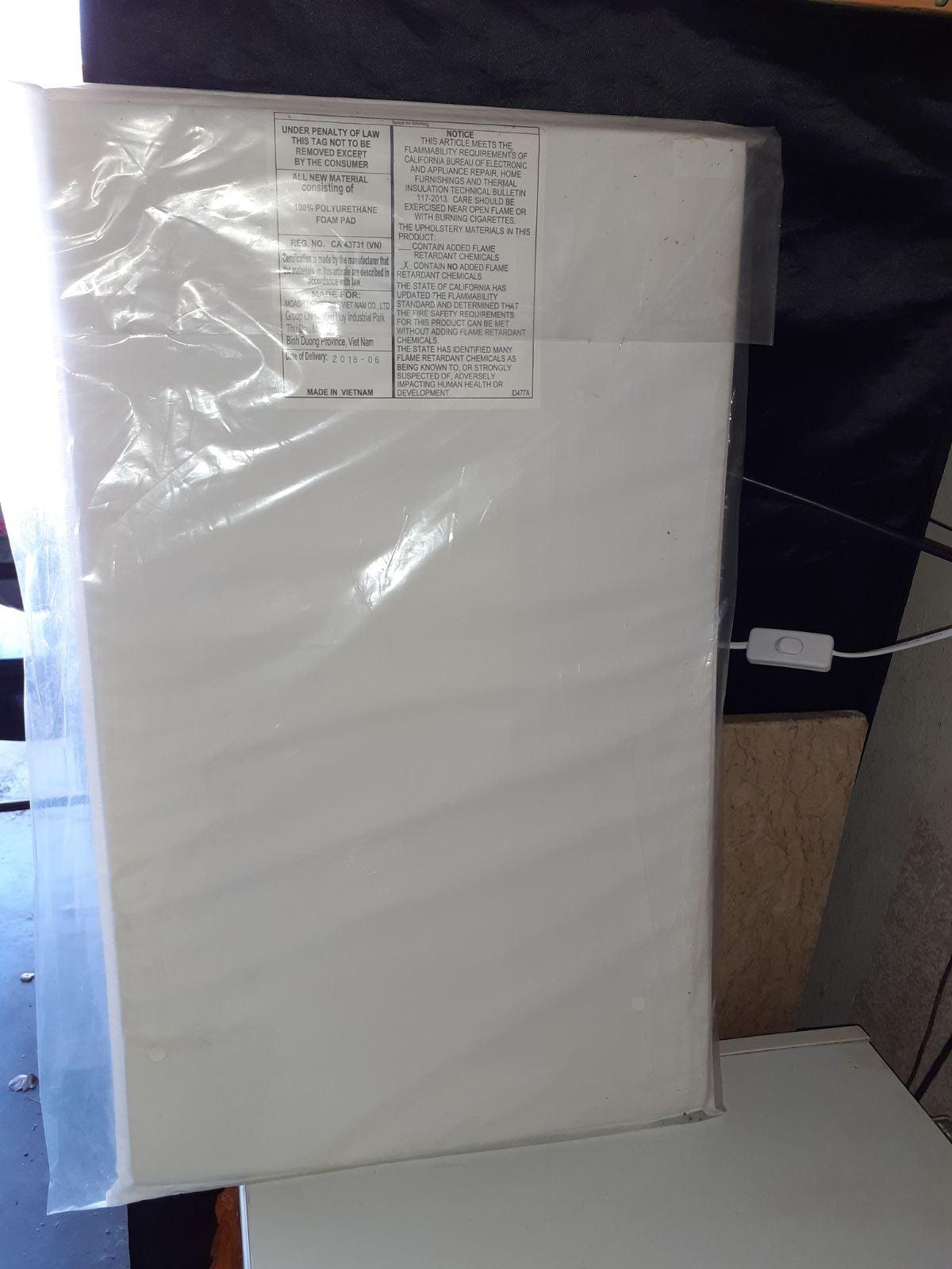 "Kids Travel mattress (BNIP) 27""×16"""