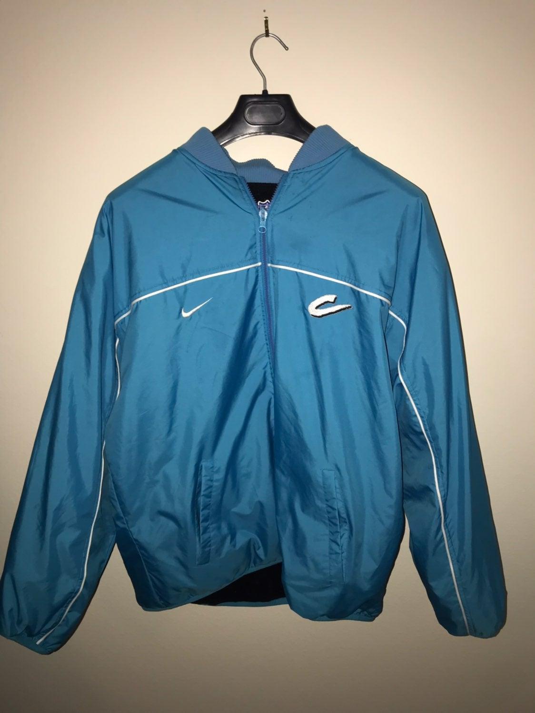 Nike Carolina Panthers Reversible Jacket