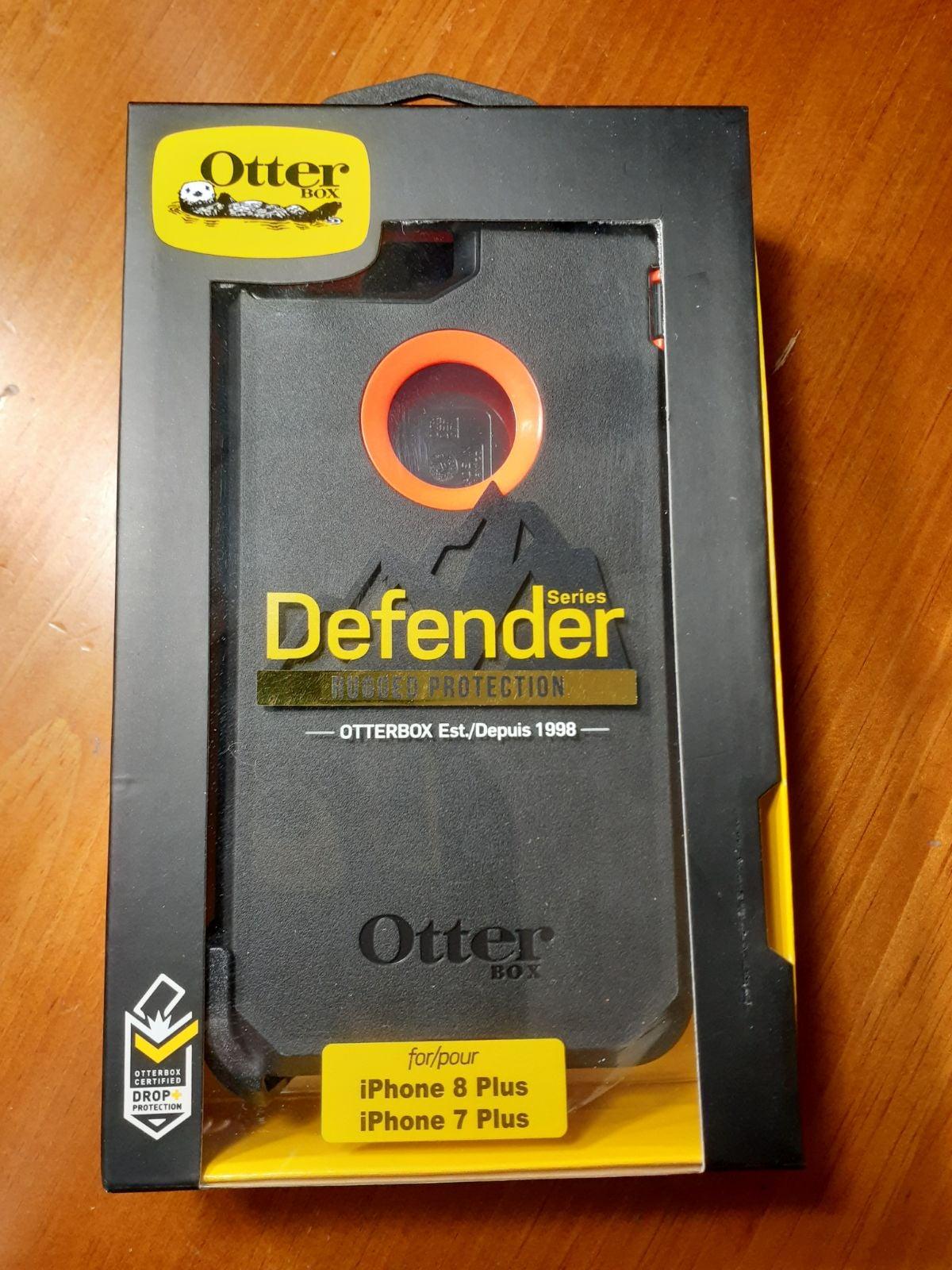 Otterbox defender case for iPhone 7plus