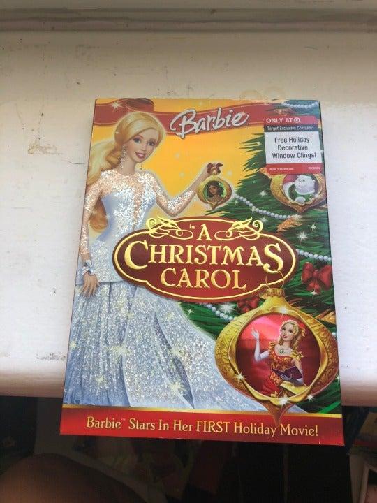 Barbie A Christmas Carol DVD!