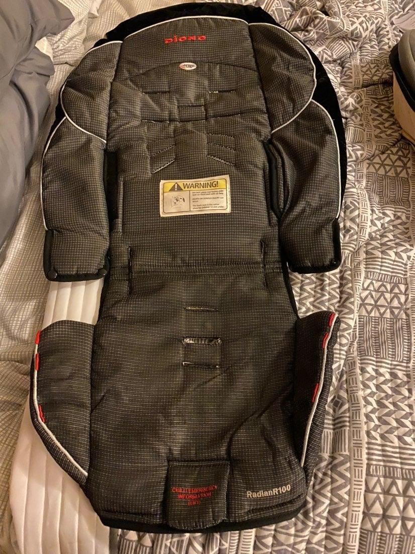 Diono car seat cover