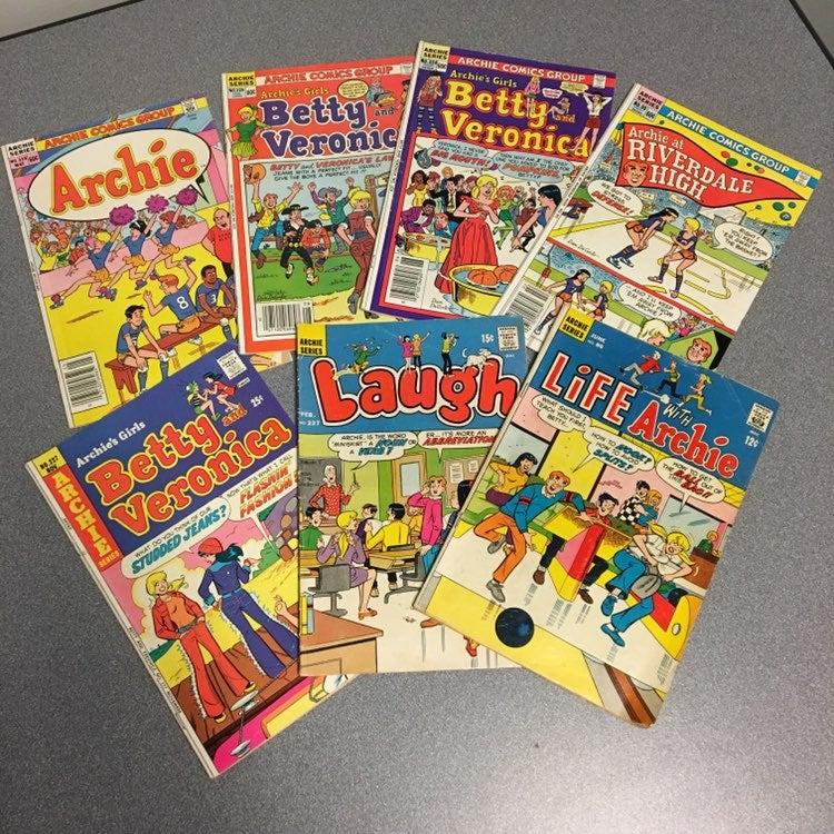 Archie comics bundle, a great set!