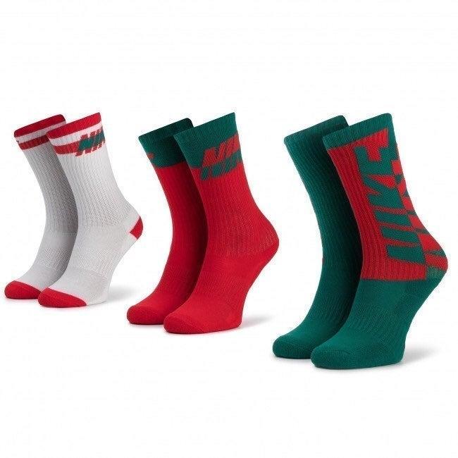 Nike Kids Crew Socks (x3) 3y-5y