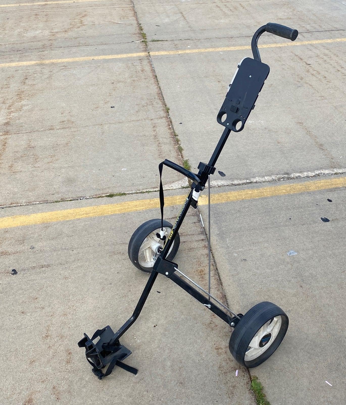 Fairway flyer 40I pul golf bag  cart Use