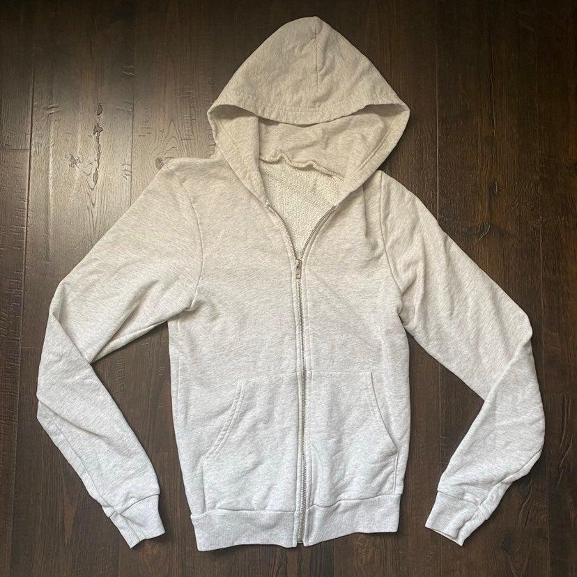AA hoodie zip up sweater size xs unisex