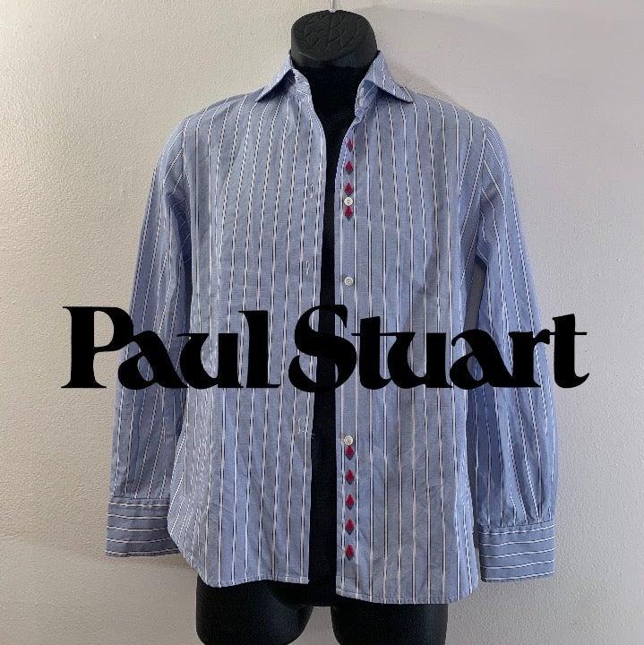 Paul Stuart Hipster Shirt 14.5/32 EU42