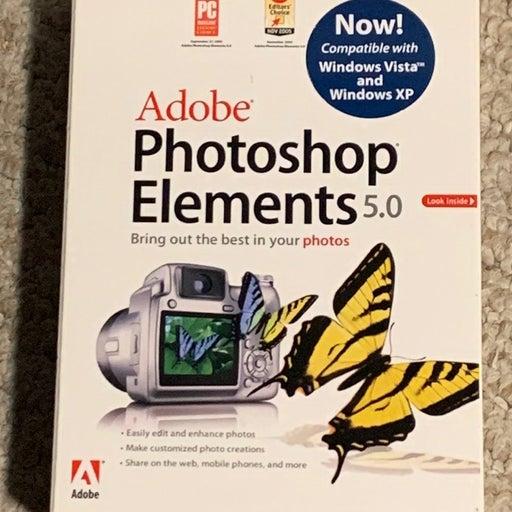 Adobe Photoshop Elements 5 - Complete