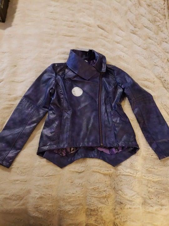 Disney Girls Jacket Purple