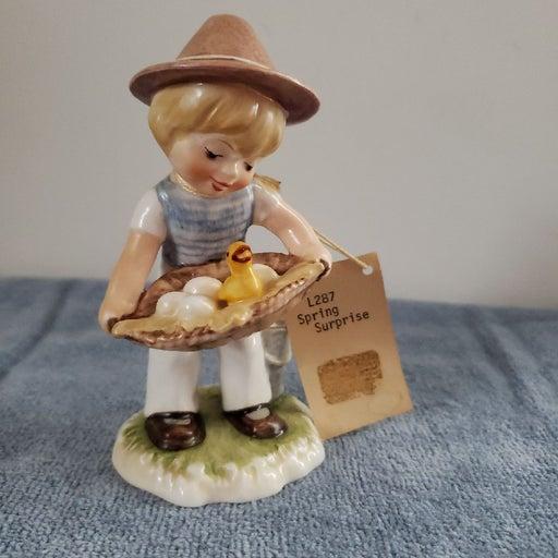 Goebel Spring Surprise Figurine W/Tag