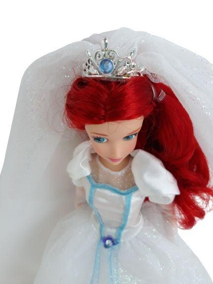 Disney Little Mermaid Ariel bride doll