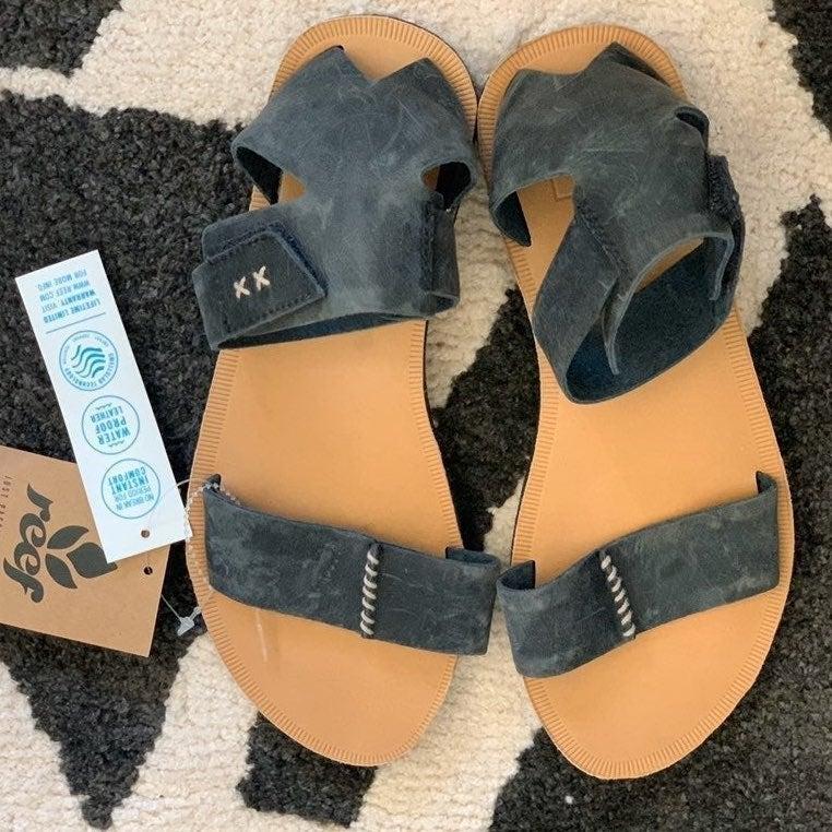 Reef sandals, womens