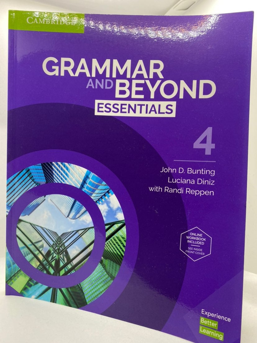 Grammar and Beyond Essentials 4