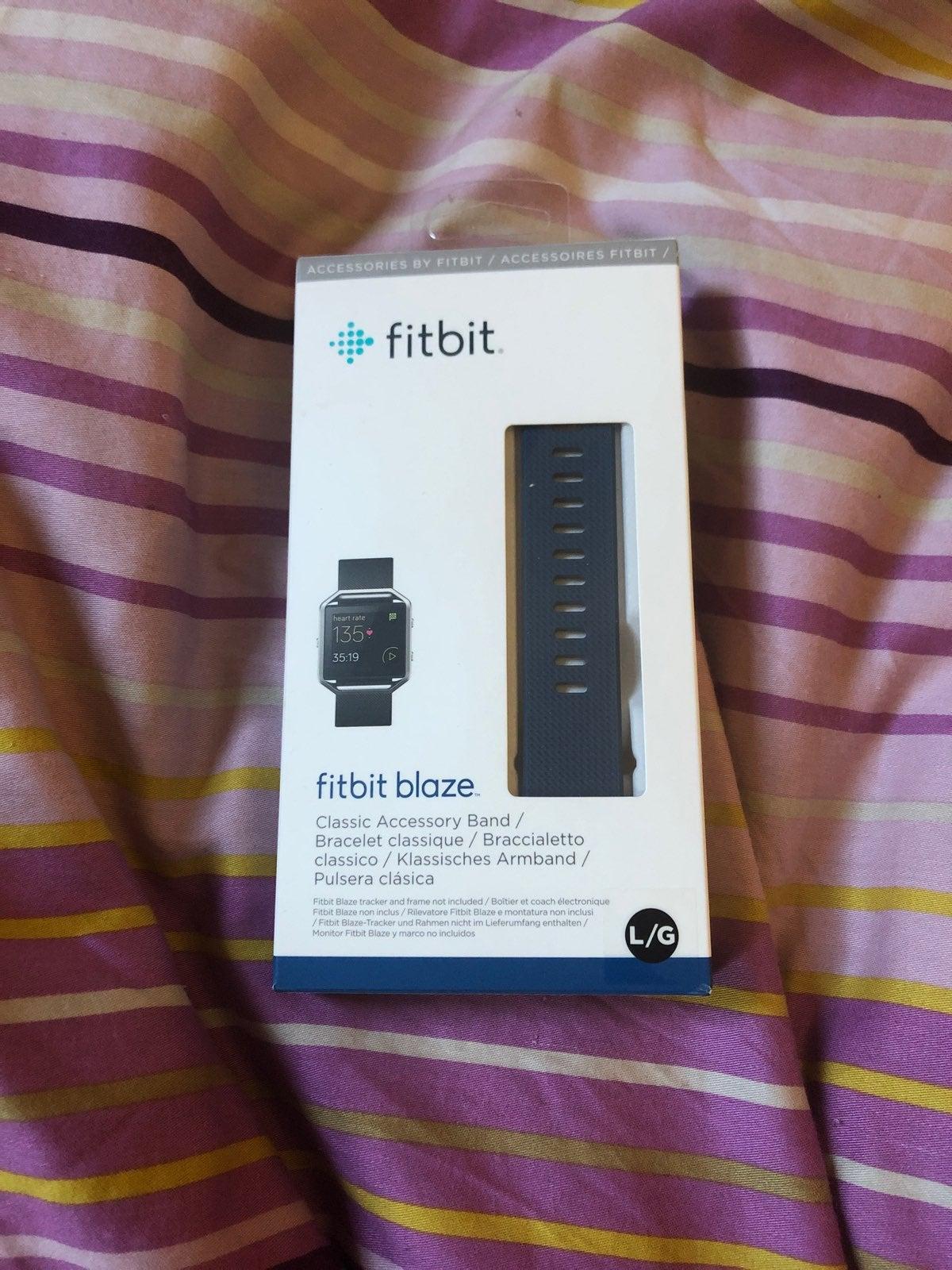 fit bit blaze band