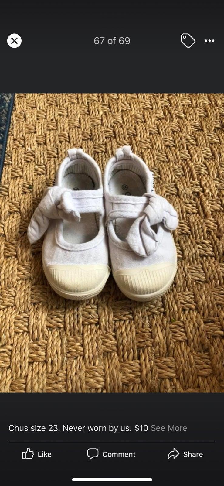 Girls chus sneakers