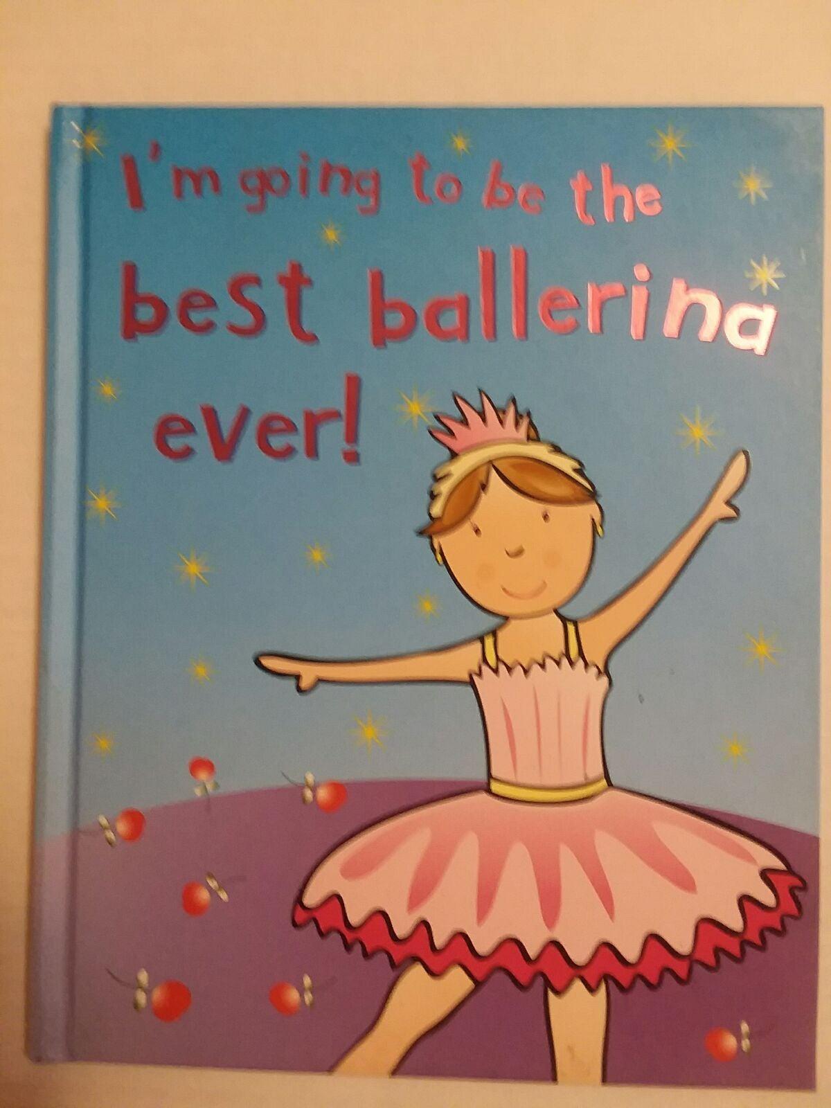 Children's Book Ballerina