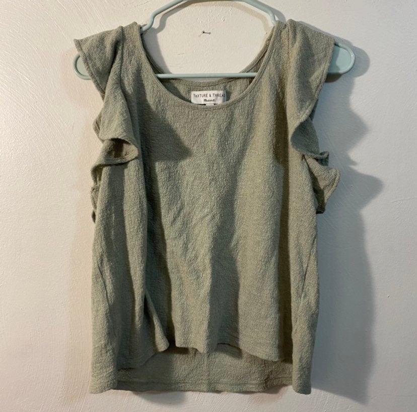 Madewell Texture & Thread Blouse & lular