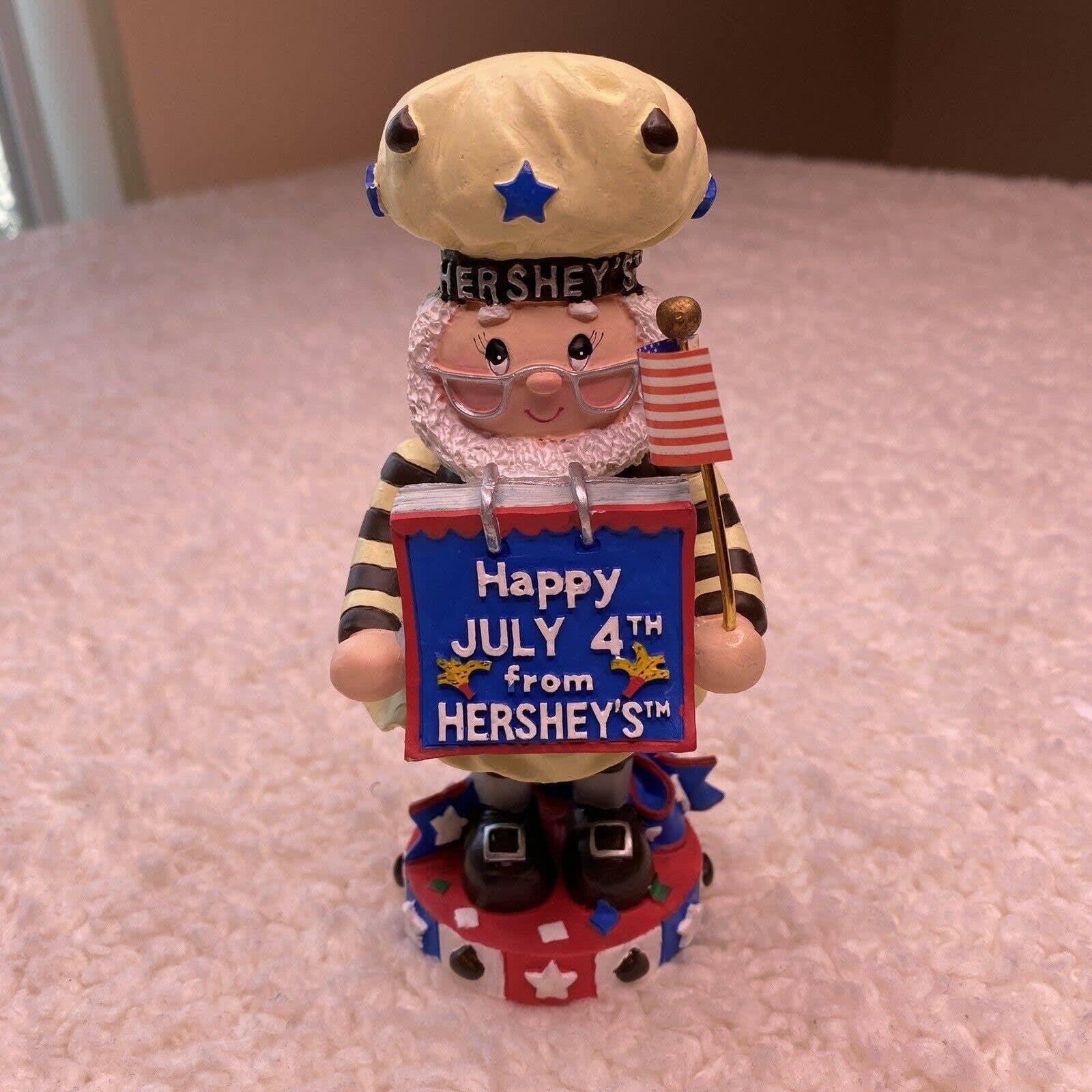 Hersheys Elf Happy July 4th From Hesheys