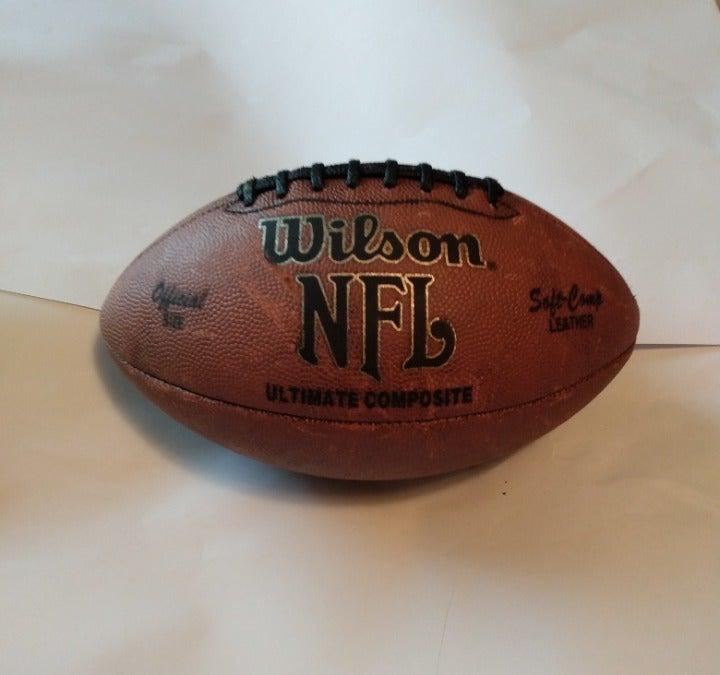Wilson NFL Ultimate Composite Football
