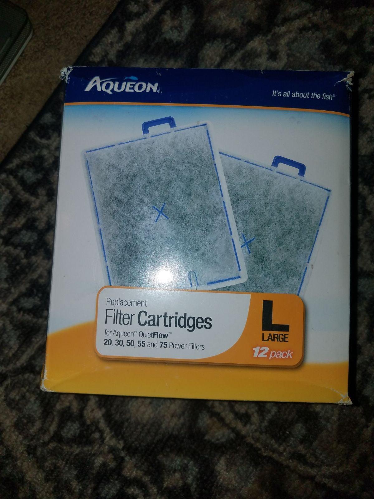 Aqueon Replacement Filter Cartridges 10