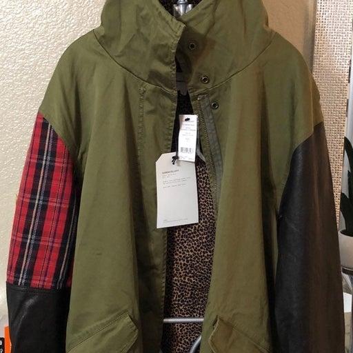Current/Elliott The Harper Parka jacket