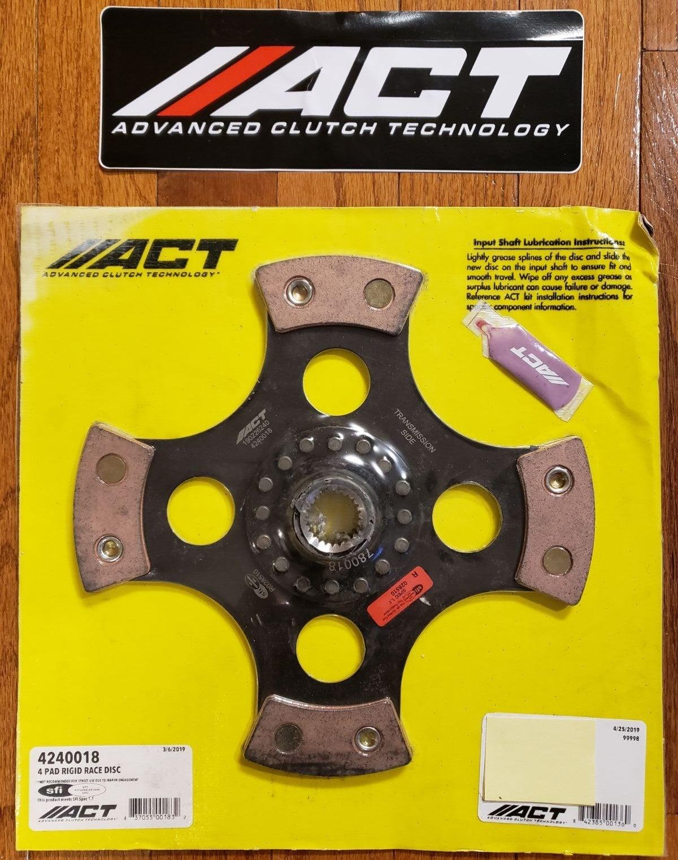ACT subaru WRX XT GT  clutch disc