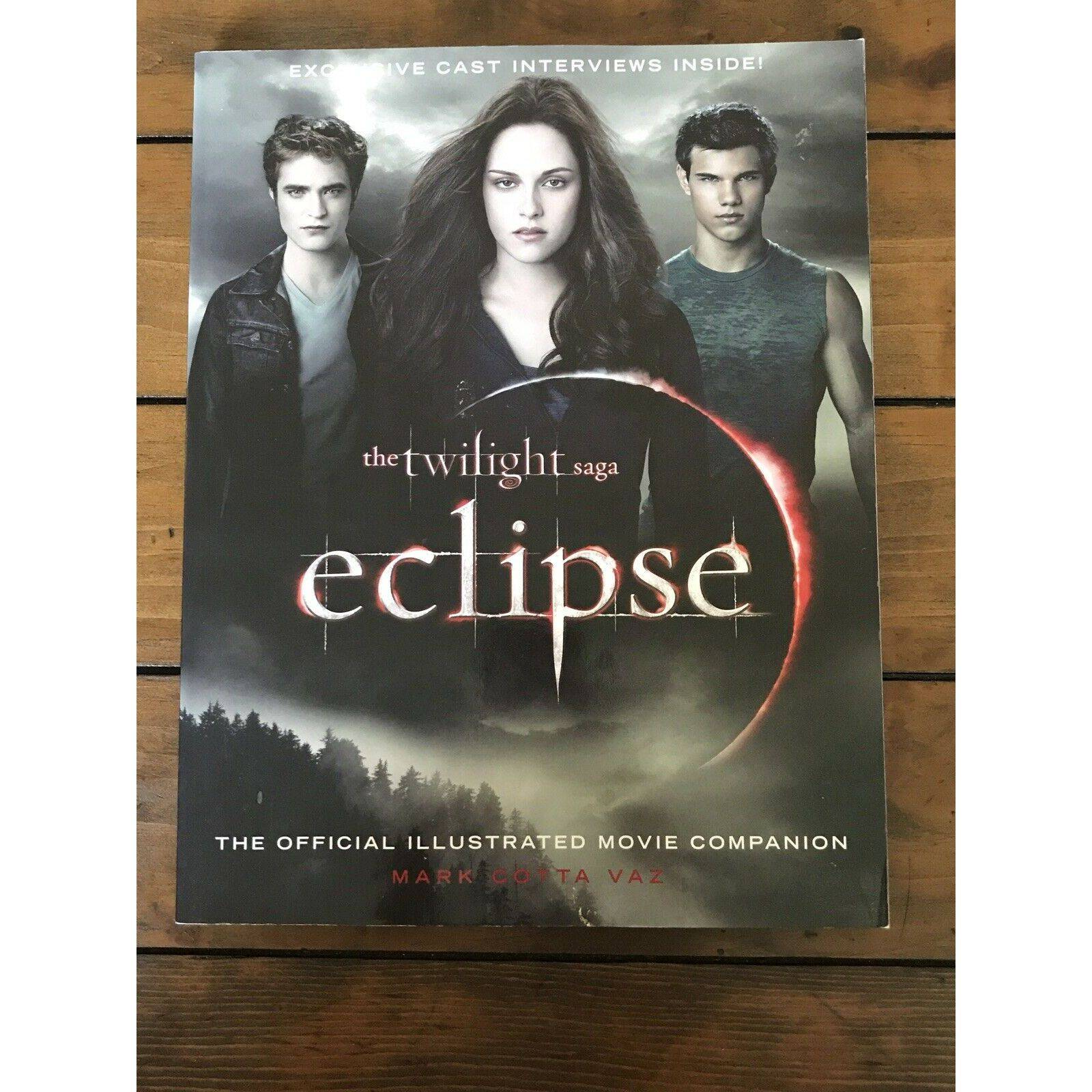 Twilight Eclipse | Official Illustrated
