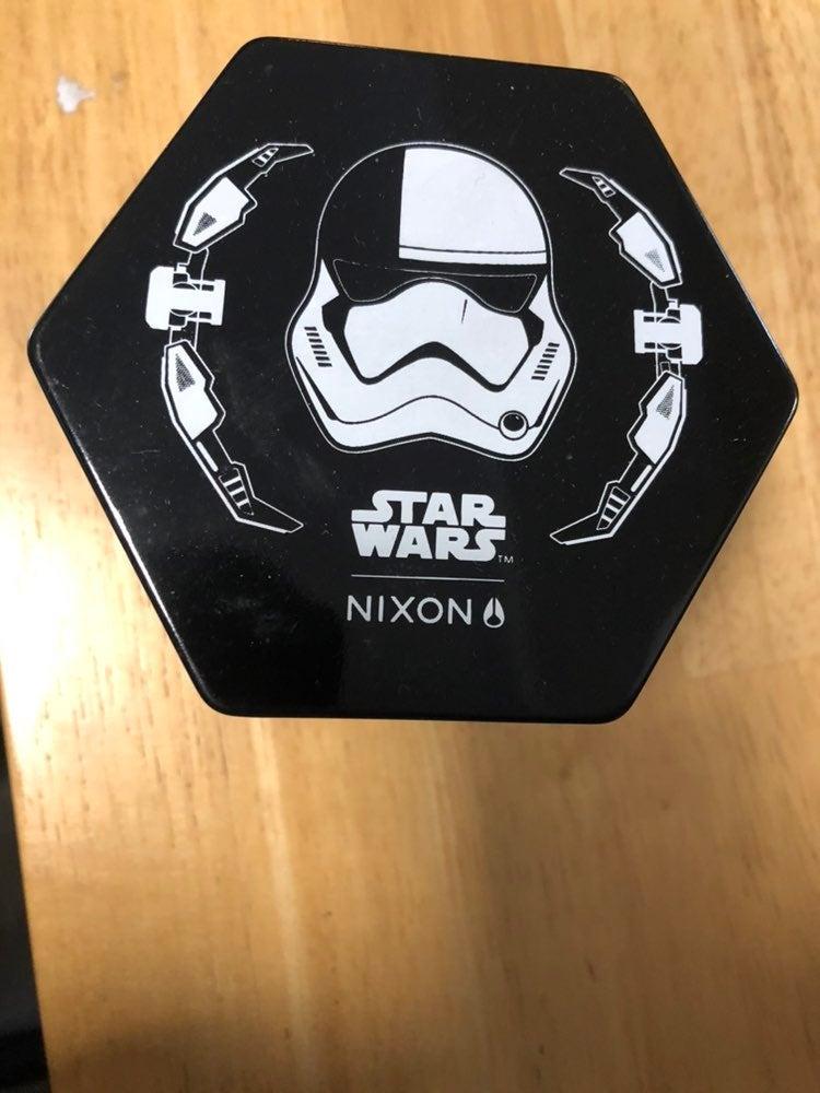 Star wars Nixon Watch NEW x-mas gift