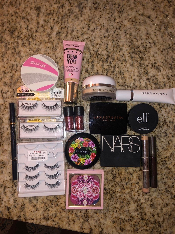 high end makeup Lot