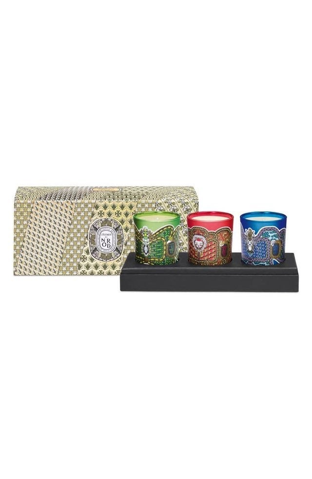 Diptyue limited candles 3*70g