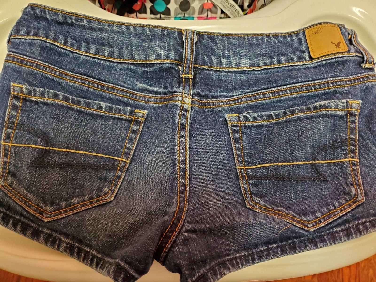 shorts women ae