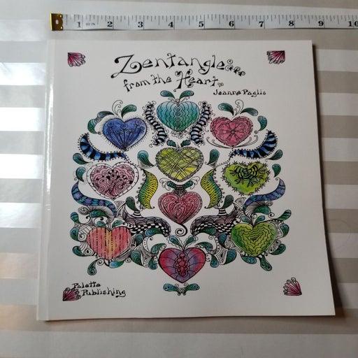 Zentangle activity book