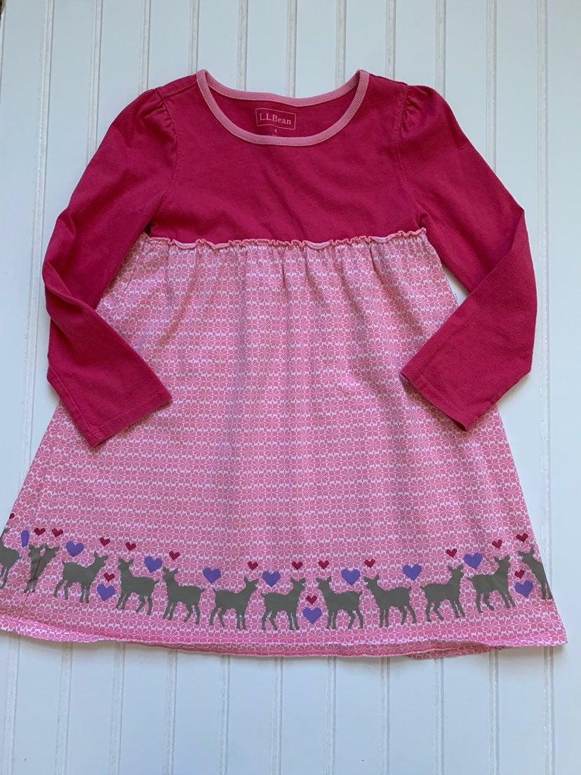 LL Bean dress