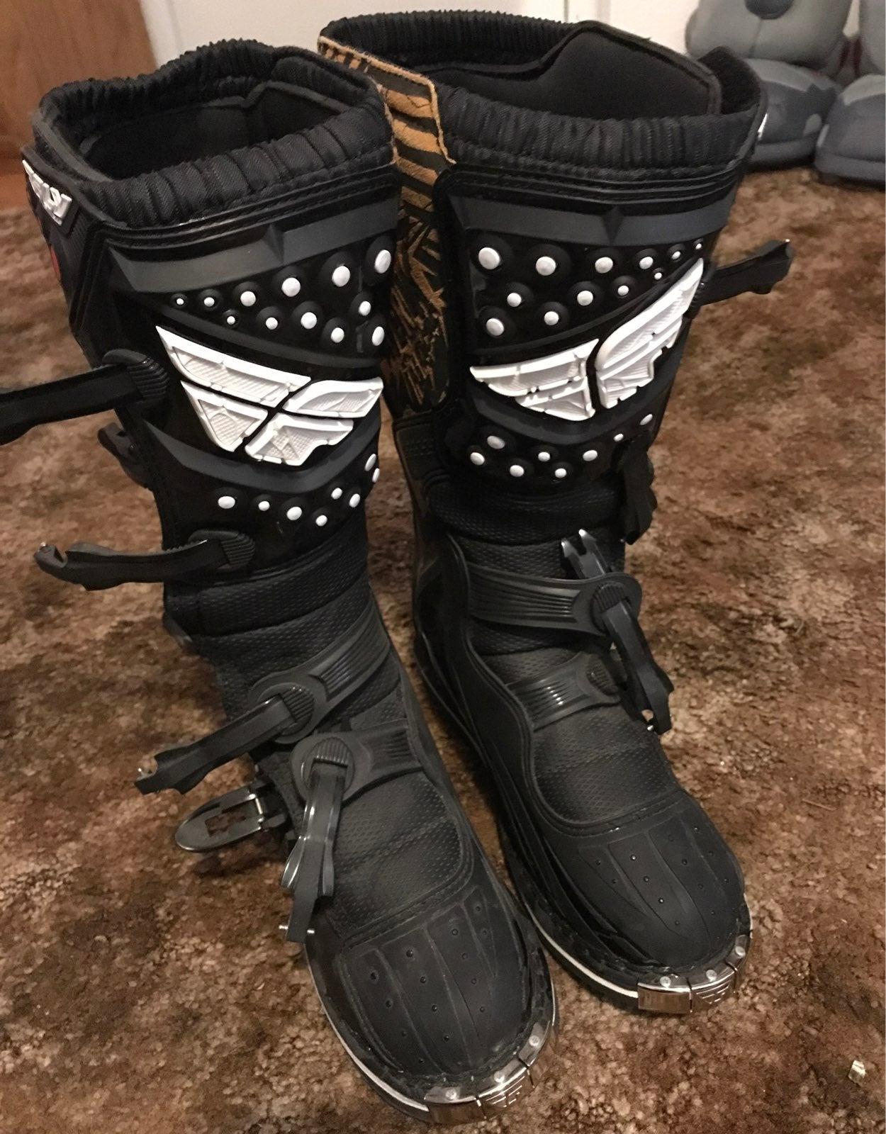 Mx atv Boots
