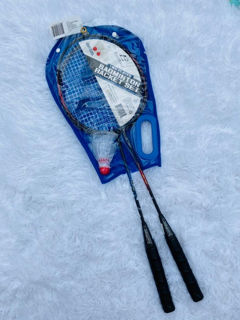 EastPoint Badminton Racket Set