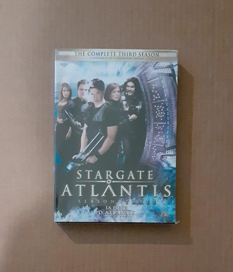 Stargate Atlantis - Season 3 (Bilingual)