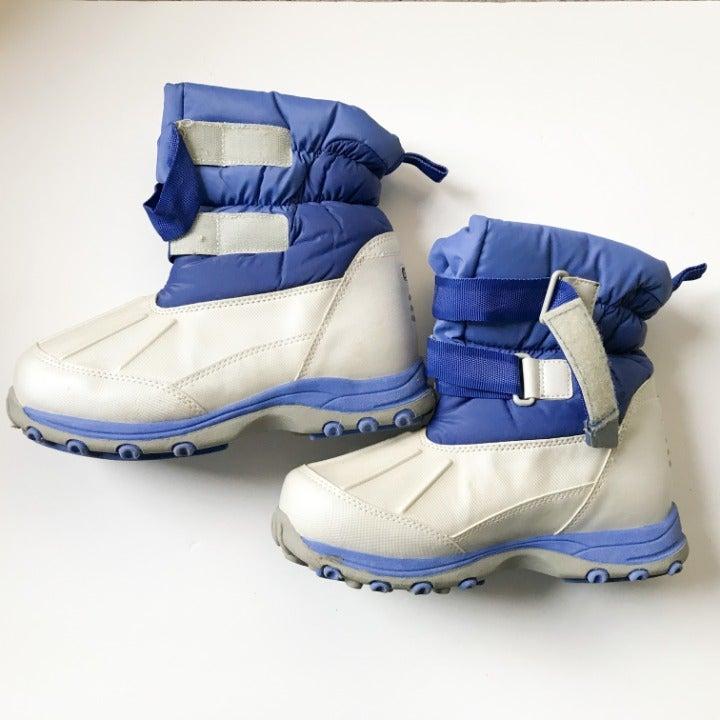 L.L.Bean Snow Boots for Kids Size 3