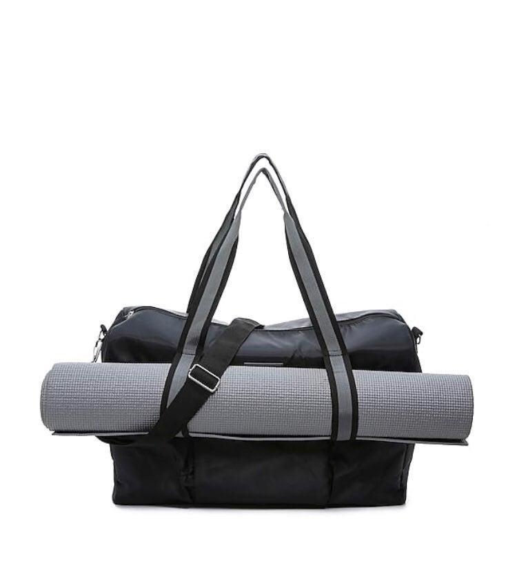 EXCLUSIVE Puma Duffle Bag w/ Yoga Mat!!