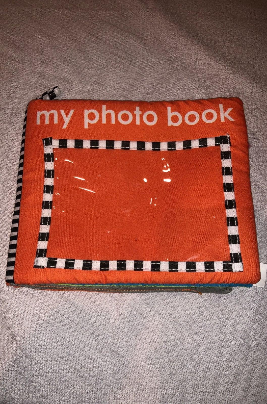 Manhattan Toy My Photo Book