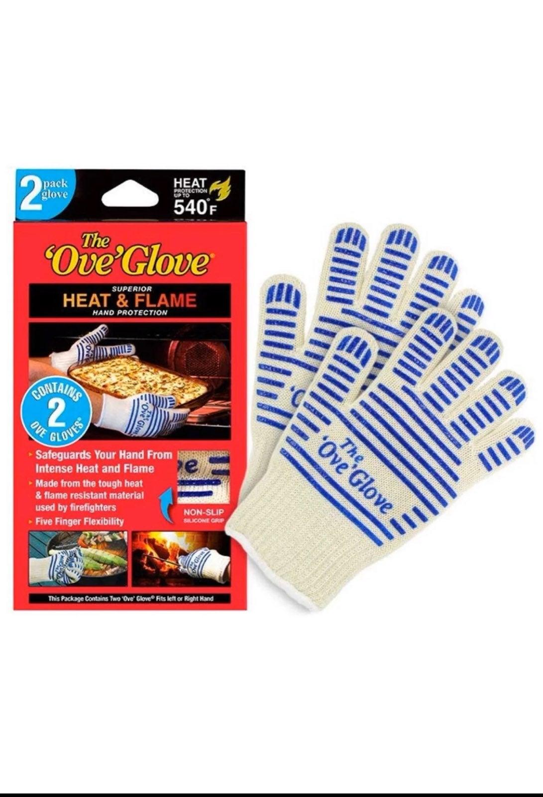 The Ove Glove - Superior HEAT & FLAME