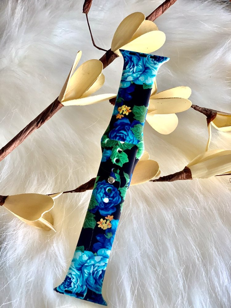 Iwatch Band - 3 Floral Bands