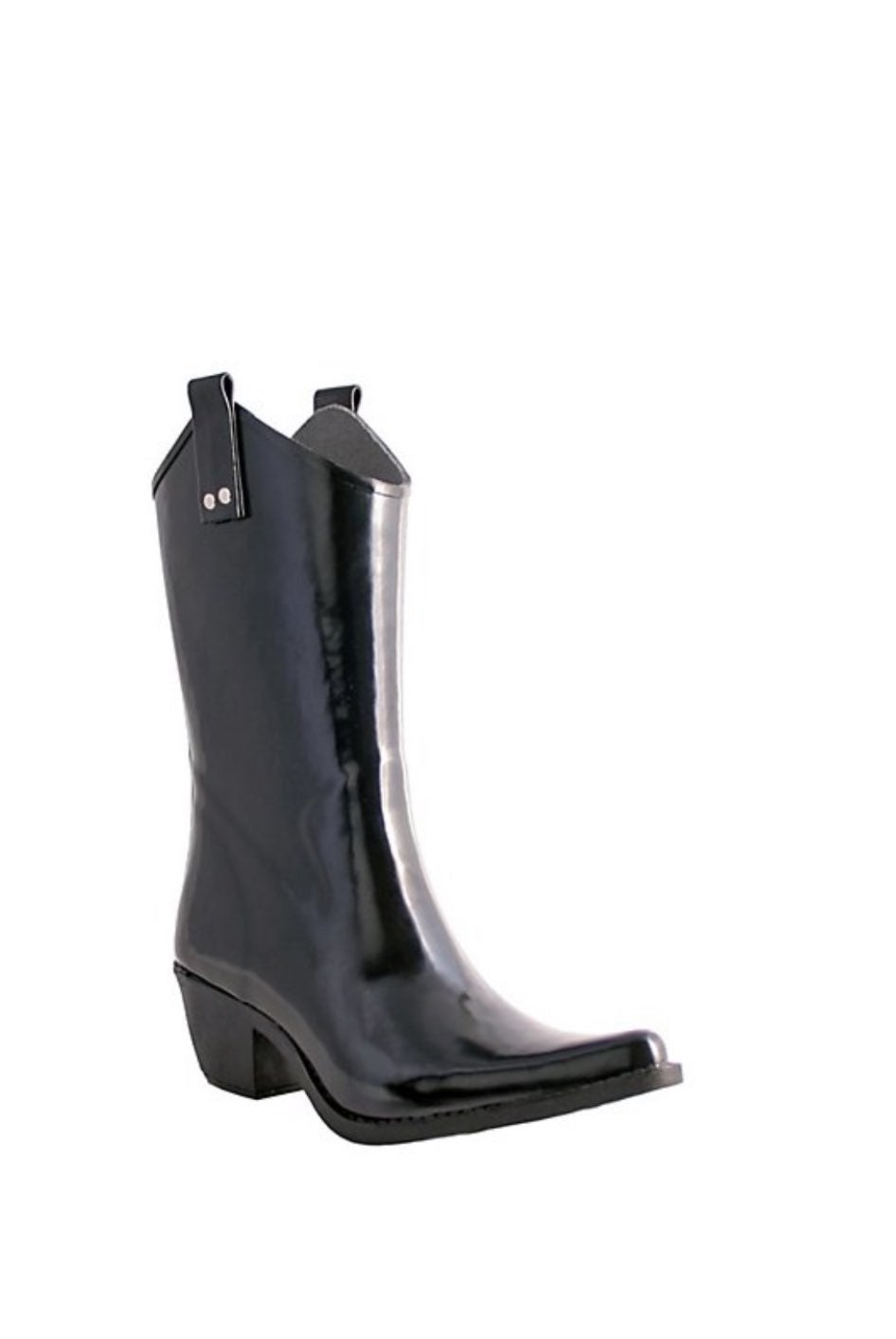 Nomad Pull-On  Cowboy Rubber Rain Boots