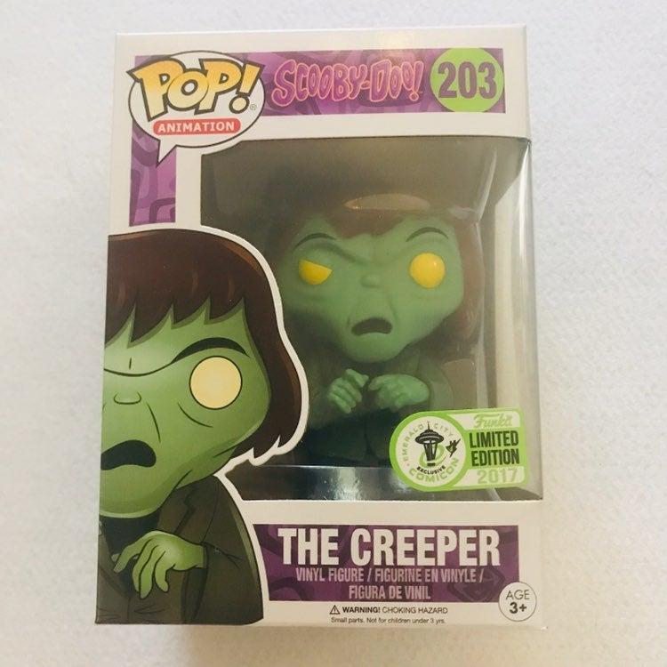 The Creeper Exclusive Funko Pop