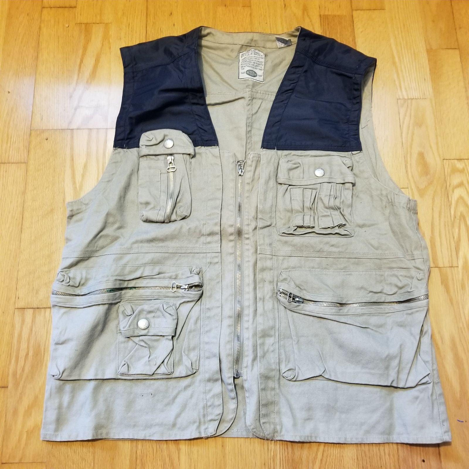 Bugle Boy Hunting and Fishing Vest L