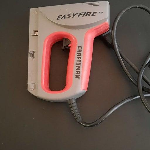 Craftmade Easy Fire Electric Stapler