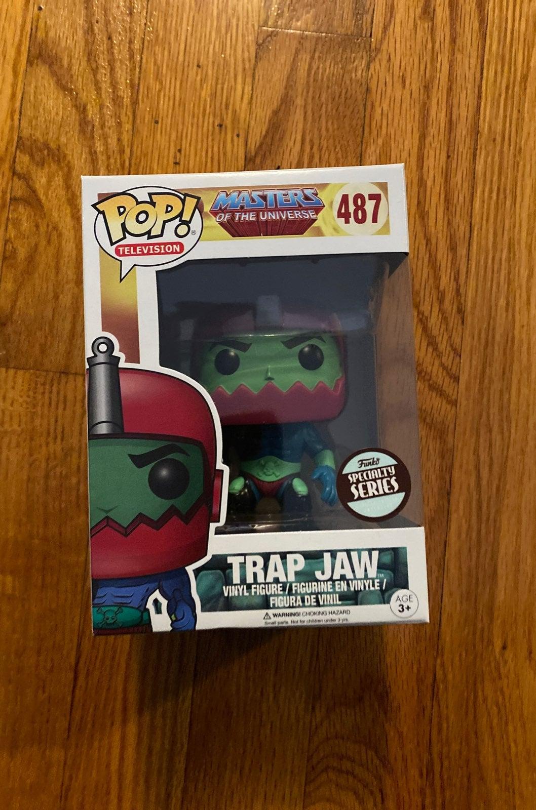 Trap jaw Funko Pop