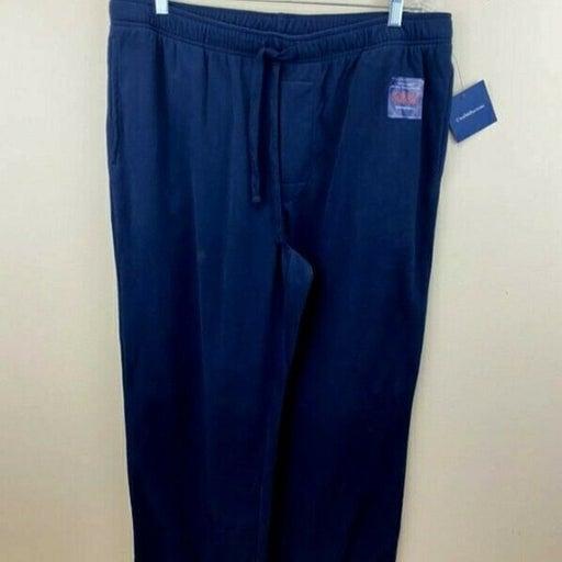 Croft & Barrow Navy Fleece Lounge Pants