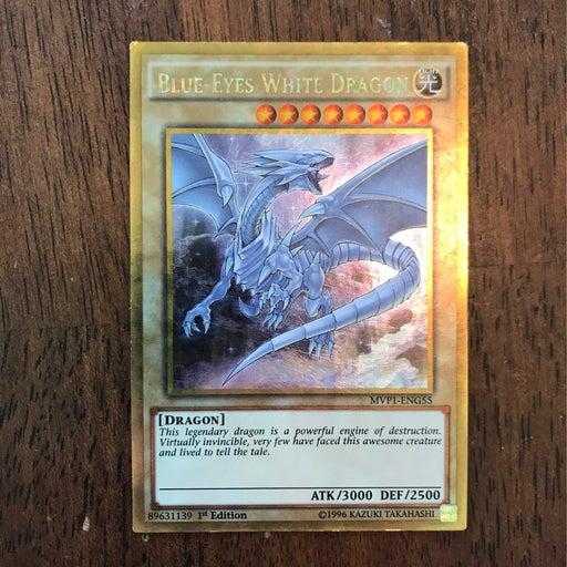 1st Edition Blue-Eyes White Dragon