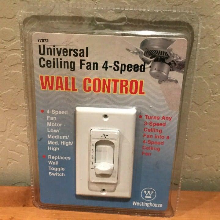Westinghouse Ceiling Fan Wall Control