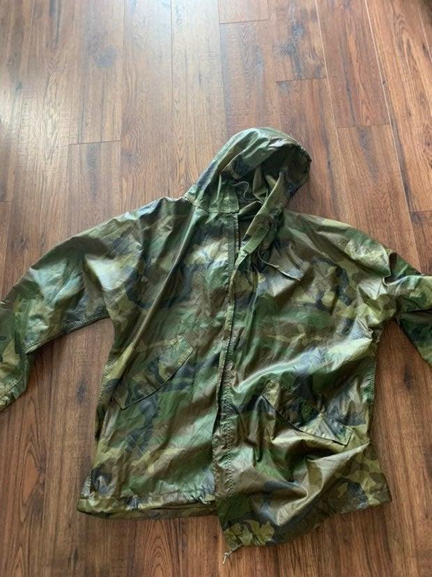 Army Wet Weather Jacket