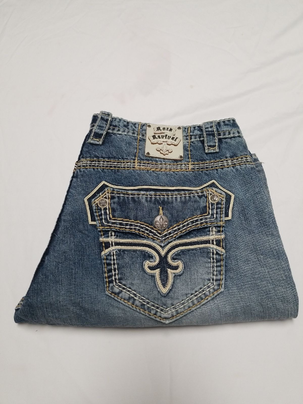 Rock Revival jeans men size 40x32